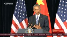 G20: Obama speaks on global governance