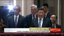 Xi, Obama agree to strengthen bilateral ties and mutual trust