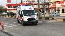 Kilis Afrin Kırsalında Patlama; Yaralılar Var