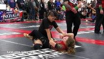 Girls Grappling: DOUBLE FEATURE #10 •No-Gi  • Women Wrestling BJJ MMA Brazilian Jiu-Jitsu