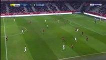 Roussillon Goal HD - Lille1-1Montpellier 10.03.2018