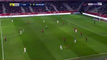 Jerome Roussillon Goal - Lille 1 - 1t Montpellier 10-03-2018