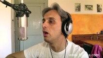 How to sing Yes it is Beatles vocal harmony tutorial - harmonies