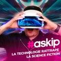 Quand la technologie dépasse la science fiction  Kevin Bukkart  t'explique le phénomène ready Player One dans #askip !