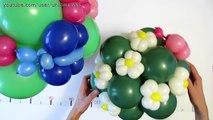 Топиарий из шаров / Topiary of balloons (Subtitles)