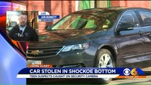 Teens Accused of Stealing Woman`s Car, Then Stealing Husband`s Car Later That Day