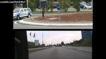 GHOST RIDER 2004 HIGH SPEED, SWEDISH POLICE! [Quality 2004]