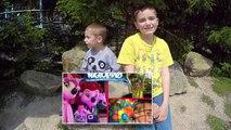 VLOG - Petites frayeurs pour Swan à Nigloland - Manèges parc dattrions