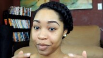 Get Ready with Me   Casual Chic Date Night   Natural Hairstyle