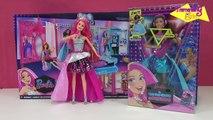 Barbie Campamento Pop Muñeca Courtney - juguetes Barbie en español -Barbie in Rock`n Royals Courtney