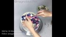 Amazing Cakes Decorating Ideas 2017 - Most Satisfying Wedding Cake Decorating Tutorials