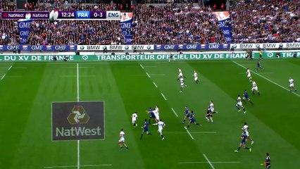Short Highlights France v England  NatWest 6 Nations