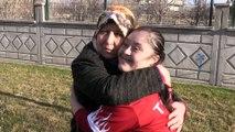 Özel sporcuların 'Hanife anne'si - AFYONKARAHİSAR