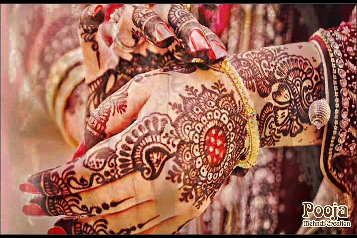 Pooja Mehndi Creation - 7045203603 | Book Your Orders Today !!!