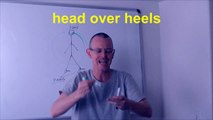 Learn English: Daily Easy English Expression 0413: head over heels