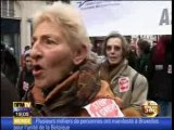 Manifestation anti-blocages 2007-11-18 Direct8