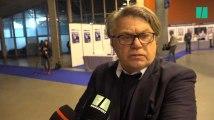 """Congrès du Front national: Gilbert Collard a """"honte"""" des insultes racistes du collaborateur de Marine Le Pen"""