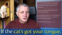 Cat Idiom | British English Idiom | Learn English