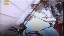 Watch: Cosmonauts gospacewalkingto upgrade ISS antenna