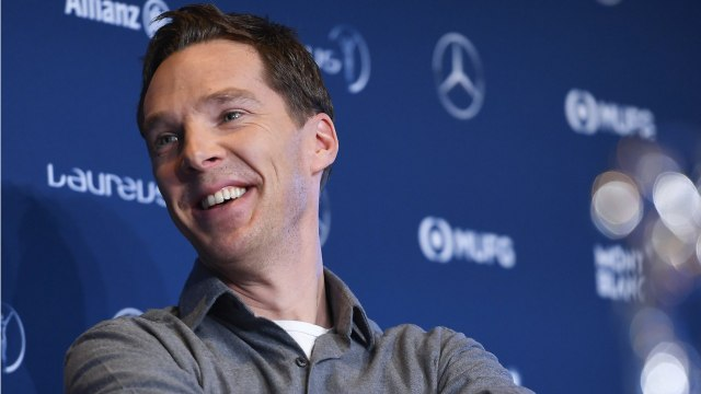 Benedict Cumberbatch To Play The Grinch