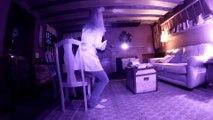 Silver Thatch Inn Female Spirit in the Hessian Room Lunar Paranormal Virginia