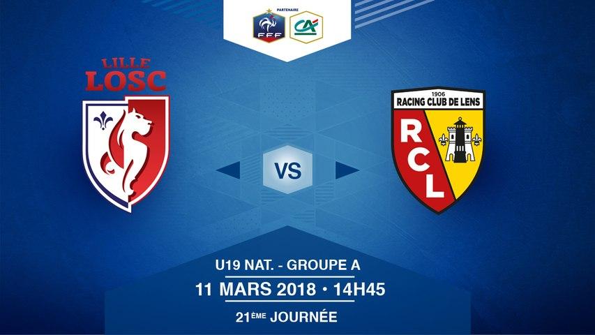U19 NATIONAL - LOSC Lille / RC Lens - Dimanche 11 Mars à 14h45 (15)