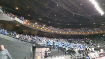 Bmh ambiance d'avant-match - finale ostende - Mons Hainaut