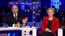 L'avocat Eric Dupont-Moretti remet en place Christine Angot chez Laurent Ruquier et s'attire les félicitations des inter