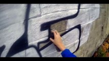 Graffiti - Ozet - Bombing GoPro