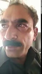 Confessional video of the man sent by Rana Sanaullah to attack Chairman Pakistan Tehreek-e-Insaf Imran Khan.
