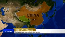 Tibet earthquake: No casualties reported in Nyingchi City