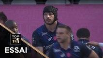 TOP 14 - Essai Hugh PYLE (SFP) - Paris - Castres - J20 - Saison 2017/2018