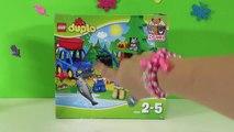 Lego Duplo El Bosque: Vamos a Pescar con La Bella Durmiente – Juguetes Lego duplo Toys