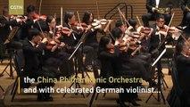 20th Beijing International Music Festival underway