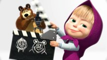 Masha and The Bear - Watch out! (Get me of this! I've had enough!)