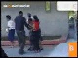 Tremblement de terre (seisme) Martinique 29 novembre RFO