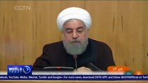 US-Iran tensions: Iranian President Rouhani warns to breach nuclear deal