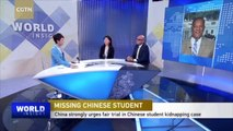 Safety precautions for Chinese overseas students after Zhang Yingying case