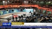Saudi Arabia demands Qatar shutter Al Jazeera, cut ties with Iran