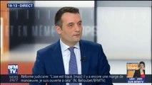 """Congrès du FN à Lille: """"C'était terrible"""", estime Philippot"""