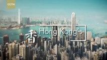 Leung backs Greater Bay Area to lift Hong Kong higher