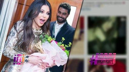 #MBCTrending - احتفالات هيفاء وهبي بعيد ميلادها مستمرة