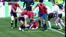 HIGHLIGHTS SPAIN / GERMANY - RUGBY EUROPE CHAMPIONSHIP 2018