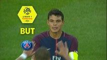 But Thiago SILVA (82ème) / Paris Saint-Germain - FC Metz - (5-0) - (PARIS-FCM) / 2017-18