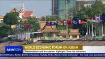 Belt and Road, AIIB discussed at World Economic Forum on ASEAN