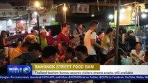 Thailand tourism bureau assures visitors street snacks still available