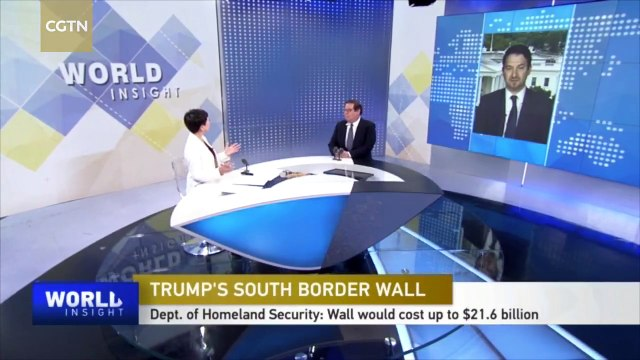 Trump's border wall: another broken promise?