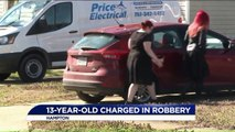13-Year-Old Girl Arrested for Robbing 12-Year-Old Boy at Gunpoint