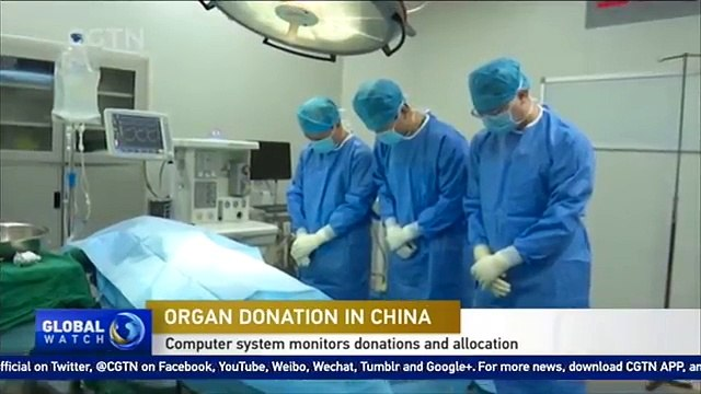 Computer system ensures fair distribution of donated organs