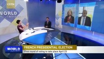 French presidential election: Macron, Le Pen keep lead; Melenchon in third